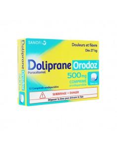 DOLIPRANE Orodoz 12...