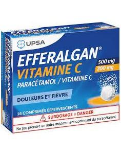 EFFERALGAN Vitamine C 16...