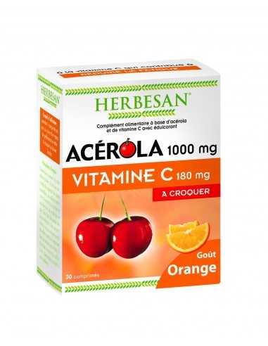 HERBESAN Acérola 1000