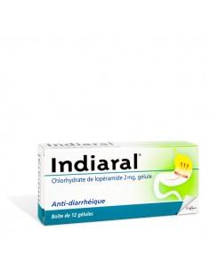 INDIARAL Anti diarrhées Gélule 2 mg