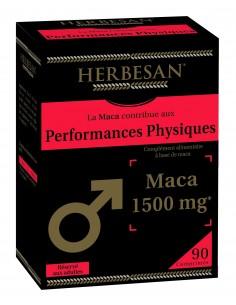 HERBESAN Maca performances physiques
