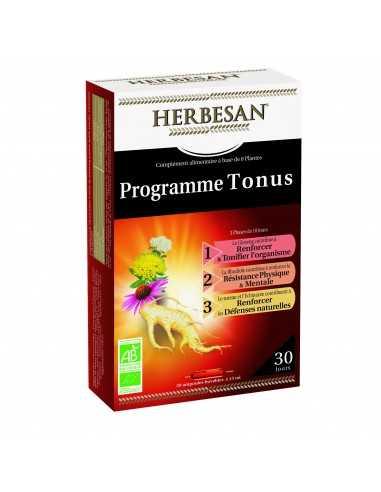 HERBESAN Programme tonus