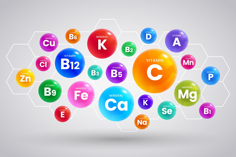 Vitamines, minéraux, compléments alimentaires, vitamine D